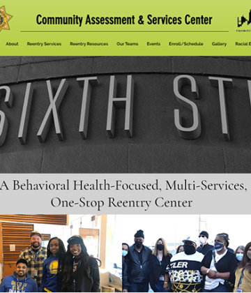 (CASC) Community Assessment and Services Center